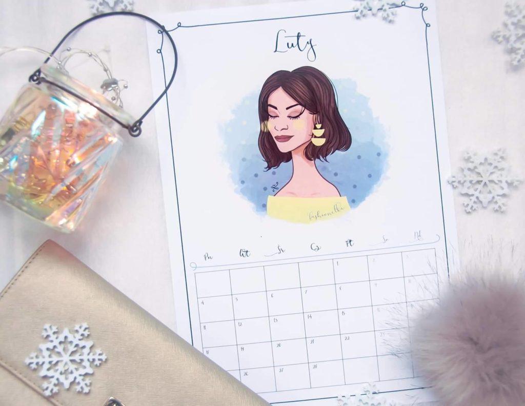 kalendarz blogerek