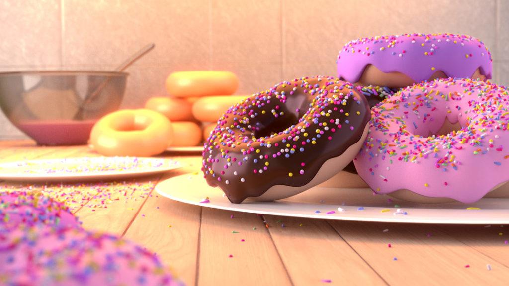 donut Blender Guru
