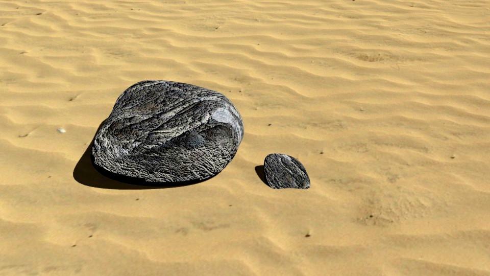 Kamienie tekstury PKB