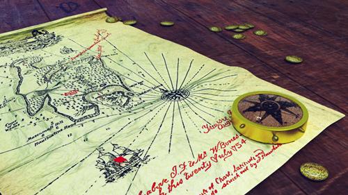 Mapa Kadr z animacji Tutor4u