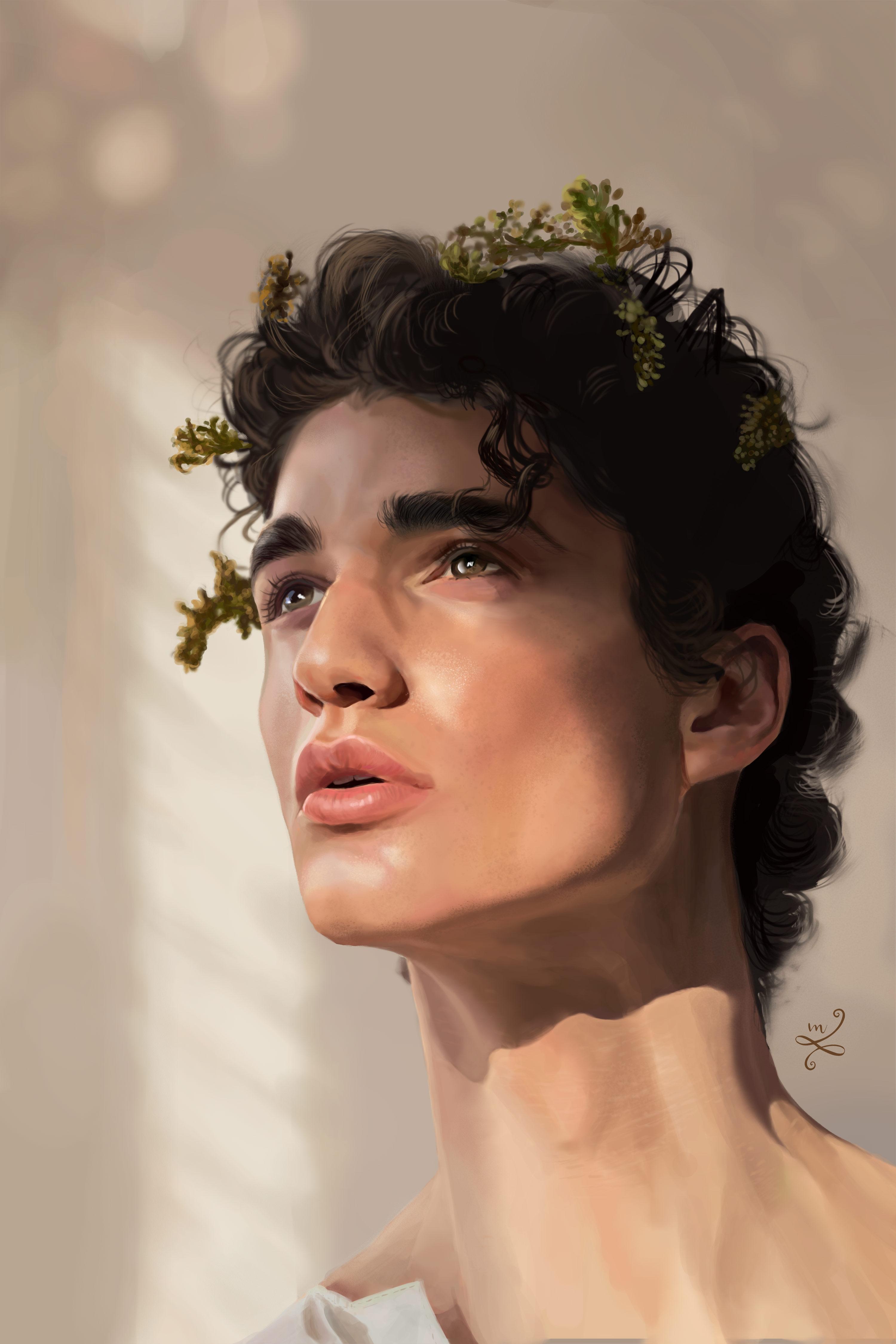realistyczny portret